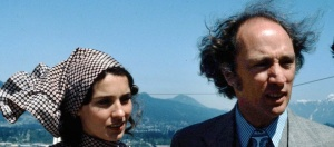 Margaret and Pierre Trudeau in a May 3, 1971 file photo.  The Prime Minister and his wife were traveling with the Royal family on route to Victoria, B.C. (CP PHOTO/Bill Croke)